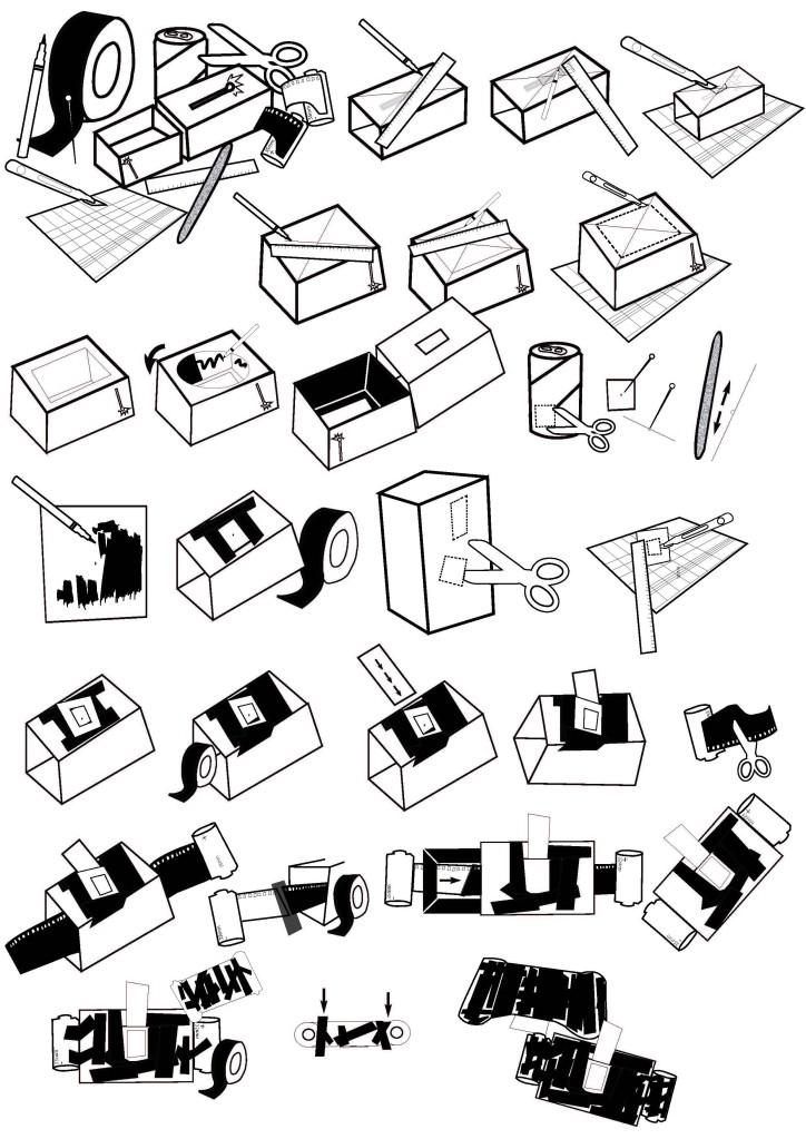 storyboard illustration copy